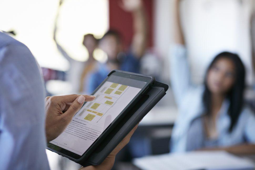 iPad im Unterricht